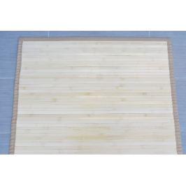 Bambusový koberec přírodní Rozměry: 80x200