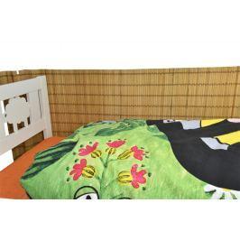 Rohož za postel hnědá Rozměry: 50x300