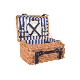 Proutěný piknikový koš (Vybavený pro 2) Koše a košíky