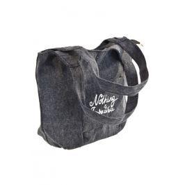 Černá taška se 2 uchy