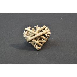Srdíčko šedé malé - 5 ks