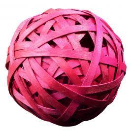 Koule růžová - 2 ks