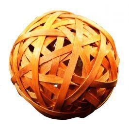 Koule oranžová - 2 ks