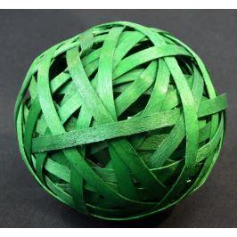 Koule zelená - 2 ks