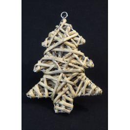 Vánoční stromeček ozdoba – šedý