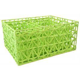 Úložný box zelený rozměry boxu (cm): Sada  46x36x22 42x32x20 30x18x18