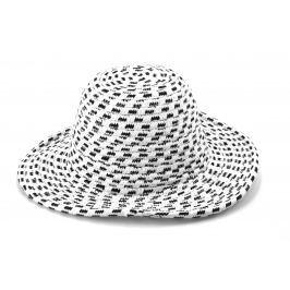 Jutový klobouk tmavý