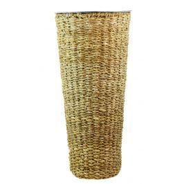Kulatá váza přírodní Rozměry: sada:   35x75/30x65/25x55