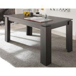 Universal 160x90 cm, šedý jasan