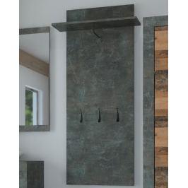 Askon 51, tmavý beton