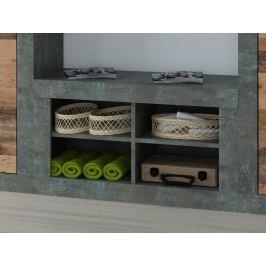 Askon 50, tmavý beton