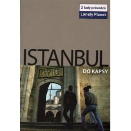 Istanbul do kapsy - Lonely Planet - Virginia Maxwell