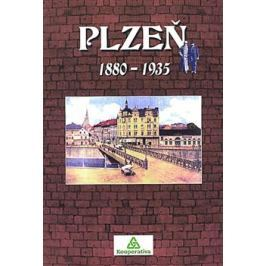 Plzeň 1880-1935 - Zdeněk Hůrka, Petr Mazný, Petr Flachs, Luděk Krčmář