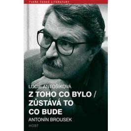 Z toho co bylo / Zůstává to co bude - Lucie Antošíková
