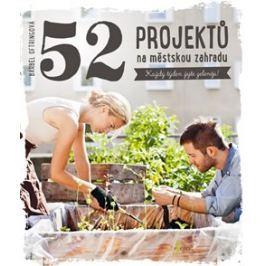 52 projektů na městskou zahradu - Bärbel Oftringová