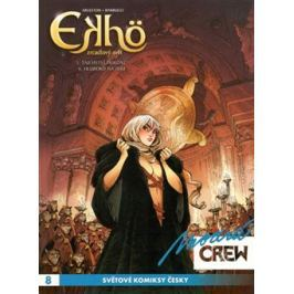 Modrá CREW 8: Ekhö - Zrcadlový svět 5+6 - Christophe Arleston