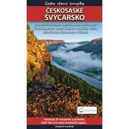 Českosaské Švýcarsko - Petr David, Vladimír Soukup