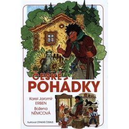 České pohádky - Božena Němcová, Zuzana Pospíšilová, Karel Jaromír Erben