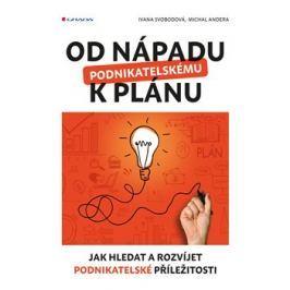 Od nápadu k podnikatelskému plánu - Michal Andrea, Ivana Svobodová