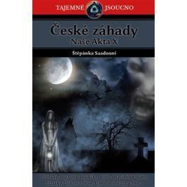 České záhady - Štěpánka Saadouni