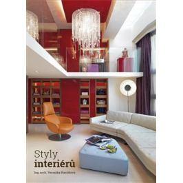 Styly interiérů - Veronika Haroldová