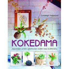 Kokedama - Coraleigh Parkerová