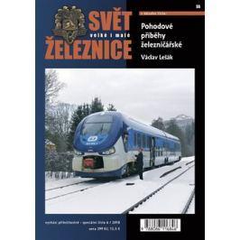 Svět železnice speciál 6 – Pohodové příběhy železničářské - Václav Lešák