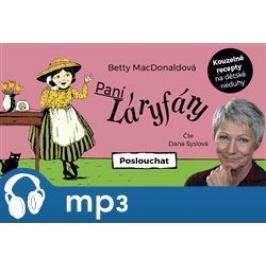 Paní Láryfáry, mp3 - Betty MacDonaldová