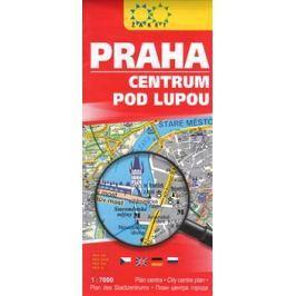 Praha. Centrum pod lupou