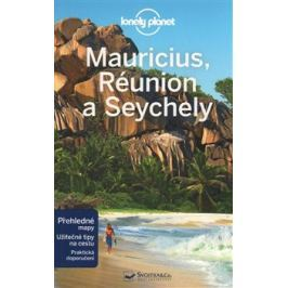 Mauricius, Réunion a Seychely - Lonely Planet - Anthony Ham, Jean-Bernard Carillet