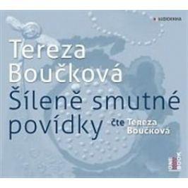 Šíleně smutné povídky - Tereza Boučková