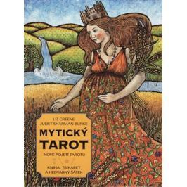 Mytický tarot - Liz Greene, Juliet Sharman Burke