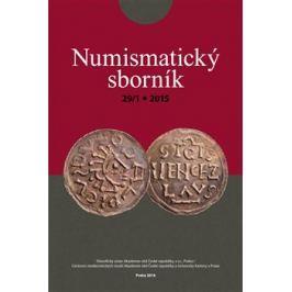 Numismatický sborník 29/1 - kol.