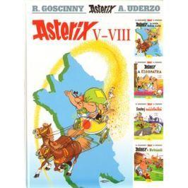 Asterix V-VIII - René Goscinny, Albert Uderzo