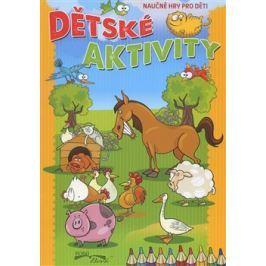 Dětské aktivity - kol.