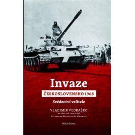 Invaze Československo 1968 - Vladimir Vedraško