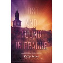 Lost and Found in Prague - Kelly Jones