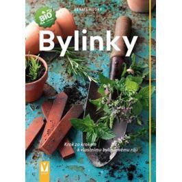 Bylinky - Krok za krokem k vlastnímu bylinkovému ráji - Renate Hudak