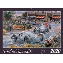 Kalendář - Václav Zapadlík 2020 - Václav Zapadlík