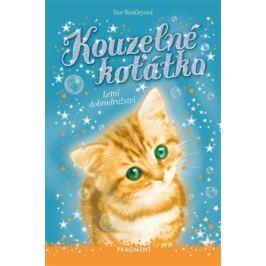 Kouzelné koťátko - Letní dobrodružství - Sue Bentleyová