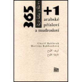 365+1 arabské přísloví a mudrosloví - Charif Bahbouh, Martina Bahbouhová