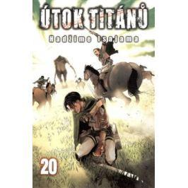 Útok titánů 20 - Hadžime Isajama