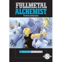 Fullmetal Alchemist - Ocelový alchymista 8 - Hiromu Arakawa