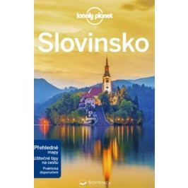 Slovinsko - Lonely Planet - Jessica Lee, Mark Baker, Anthony Ham