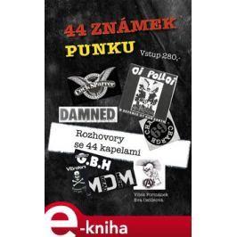 44 známek punku - Eva Csölleová, Vítek Formánek