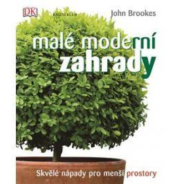 Malé moderní zahrady - John Brookes