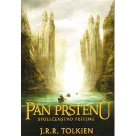 Společenstvo prstenu (brož.) - J. R. R. Tolkien