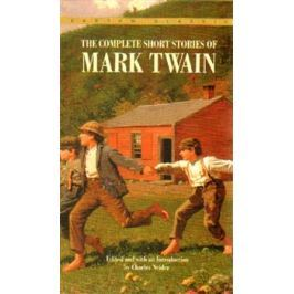 The Complete Short Stories of Mark Twain - Mark Twain