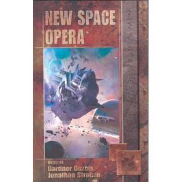 New space opera - Jonathan Strahan, Gardner Dozois