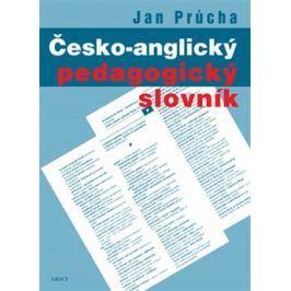Česko-anglický pedagogický slovník - Jan Průcha